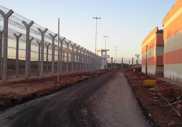 Presídio federal de Mossoró (Foto: Divulgação/Governo do Rn)