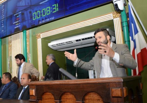Foto: Antônio Queirós/Câmara Municipal de Salvador