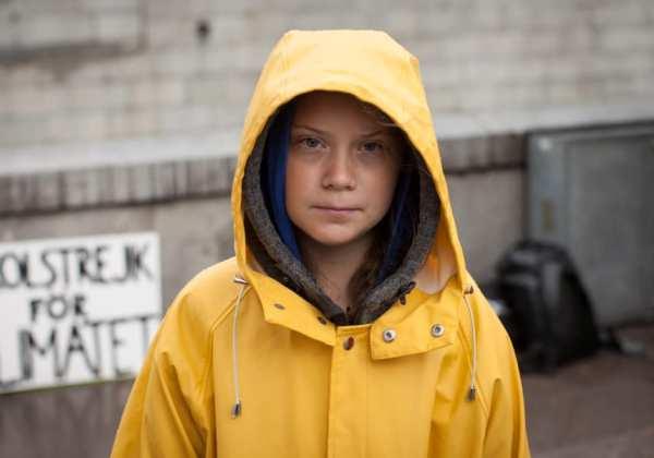 Foto: Reprodução/Facebook/Greta Thunberg/