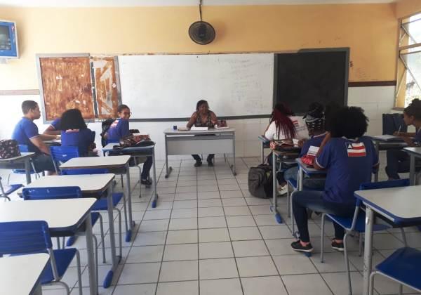 Foto: Colégio Estadual Senhor do Bonfim/ GOV-BA