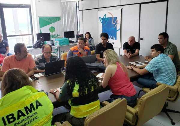 Manchas de petróleo: Ibama diz que Salvador está preparada para limpeza das praias
