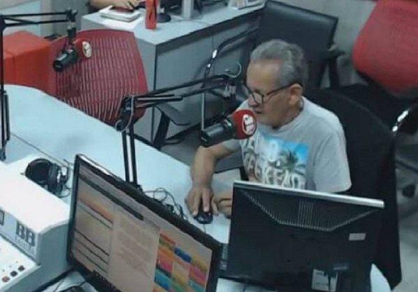 Foto: Reprodução/Jovem Pan News Fortaleza