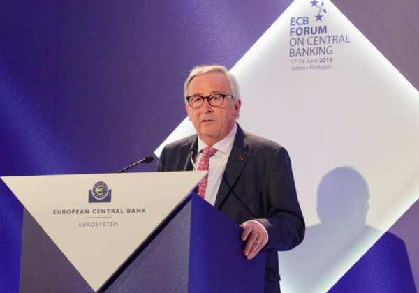 Foto: Reprodução/facebook/Jean-Claude Juncker