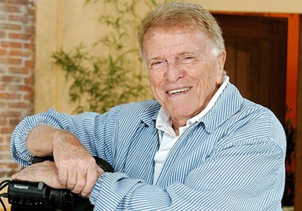 Scherman trabalhou como diretor de diversos programas na TV Globo (Foto: Márcio de Souza/Memória Globo)