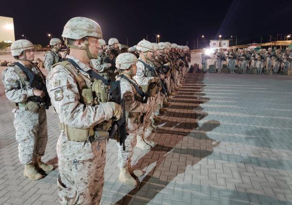 Foto: Reprodução/Twitter/Exército do Chile