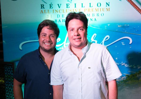 Ricardo e Rafael Cal. Foto: A.Chequer