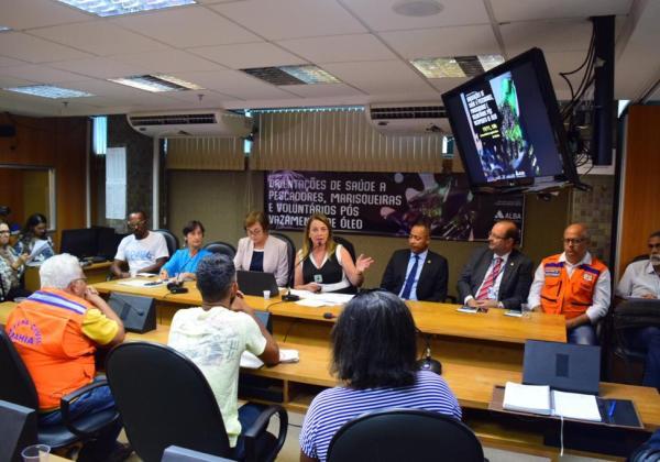 Foto: Divulgação/ Ascom Fabíola Mansur