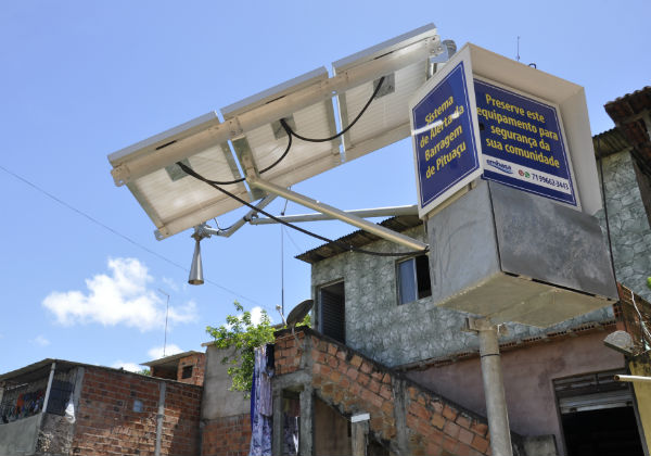 Foto: Divulgação/Embasa