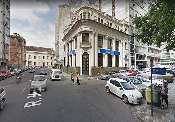 rua miguel calmon foto google street view