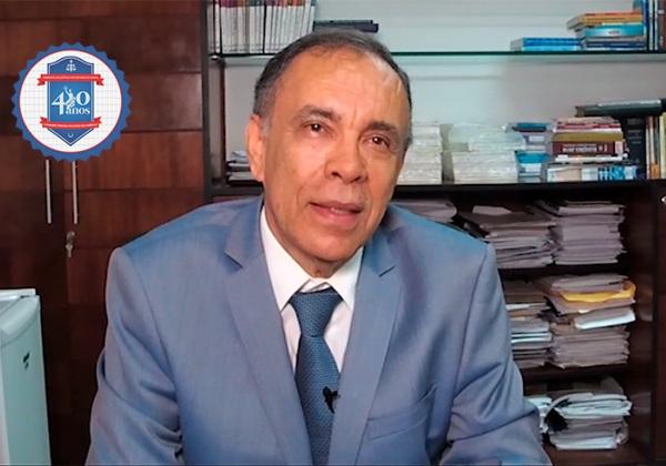 Desembargador Lourival Almeida, presidente do TJ-BA (Divulgação/TJ-BA)