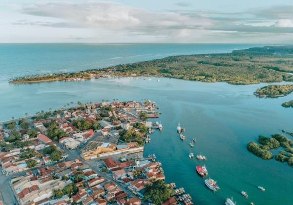 Foto: Reprodução/Ascom – Prefeitura de Porto Seguro