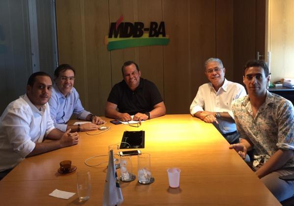 Foto: Divulgação/ Ascom MDB