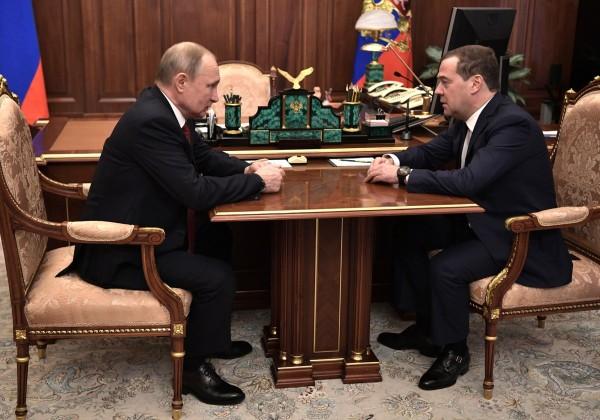 Foto: Divulgação/Kremlin