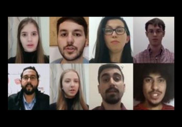 Brasileiros na China fazem vídeo pedindo que governo de Jair Bolsonaro os retirem de país afetado pelo surto do coronavírus (Imagem: Reprodução/ YouTube)
