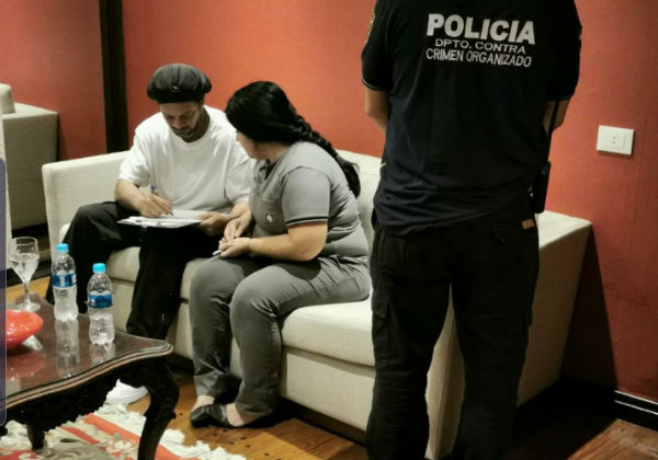 Foto: Divulgação/Ministério Público do Paraguai