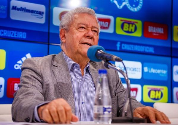 Foto: Vinnicius Silva/ Cruzeiro