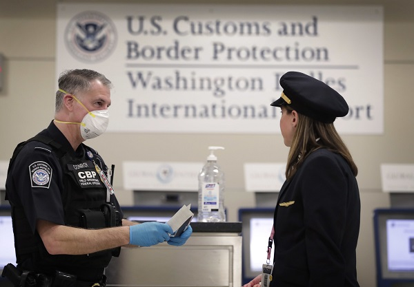 Foto: CBP/Glenn Fawcett/Fotos Públicas