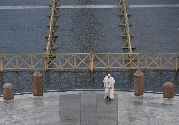 Foto: Vatican News/Fotos Públicas