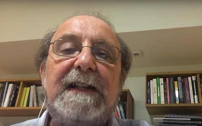 Médico e neurocientista Miguel Nicolelis (Imagem: Reprodução/YouTube)