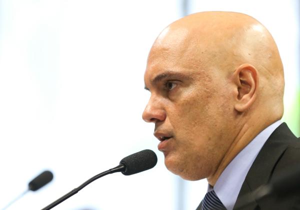 Alexandre de Moraes, ministro do STF (Foto: Marcelo Camargo/Agência Brasil)