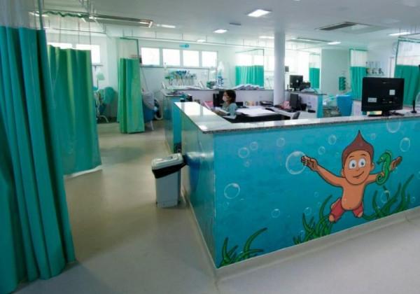 Foto: Hospital Martagão Gesteira / Divulgação