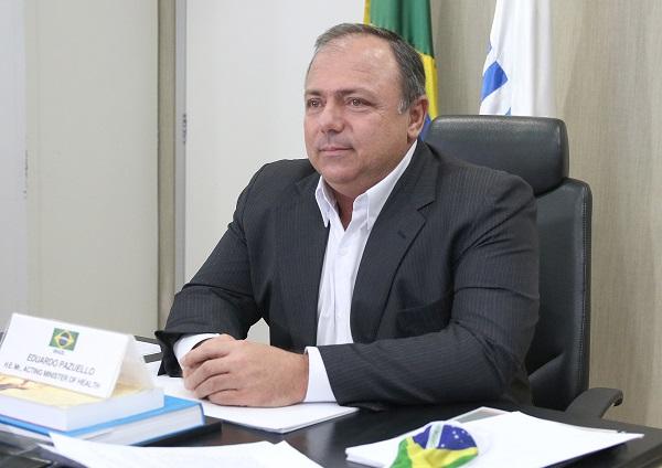 Foto: Eramos Salomão/ Ministério da Saúde
