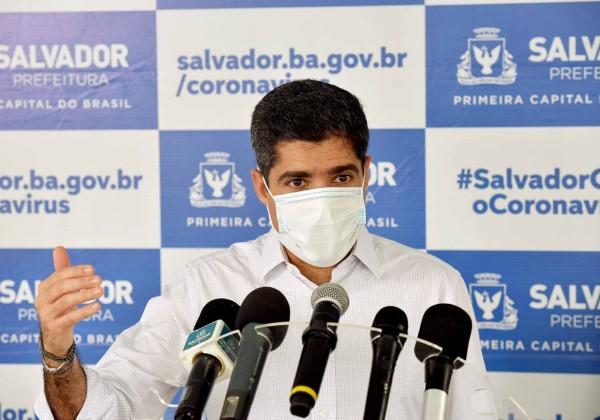 ACM Neto (DEM), prefeito de Salvador (Foto: Divulgação/Secom PMS)