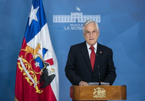 Foto: Presidência do Chile/Divulgação