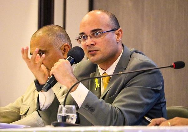 Bahia.ba | Convocação de Capitão Alden é aprovada pelo Conselho de Ética da  Alba