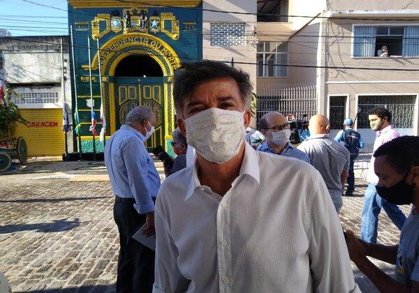 Fernando Guerreiro, presidente da Fundação Gregório de Mattos (Foto: Matheus Morais/bahia.ba)