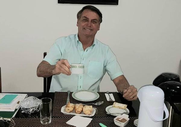 Bolsonaro cloroquina twitter