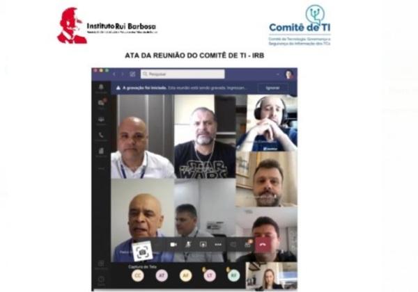 Foto: Divulgação Comitê Gestor de TI