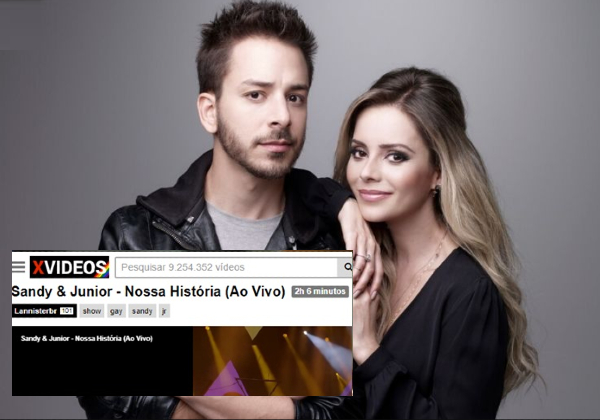 Foto: Divulgação/ Sandy & Junior