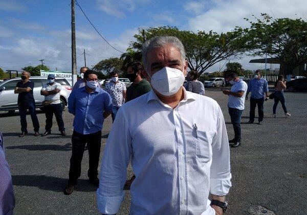 Deputado federal Zé Neto (PT), pré-candidato a prefeito de Feira de Santana (Foto: Matheus Morais/bahia.ba)