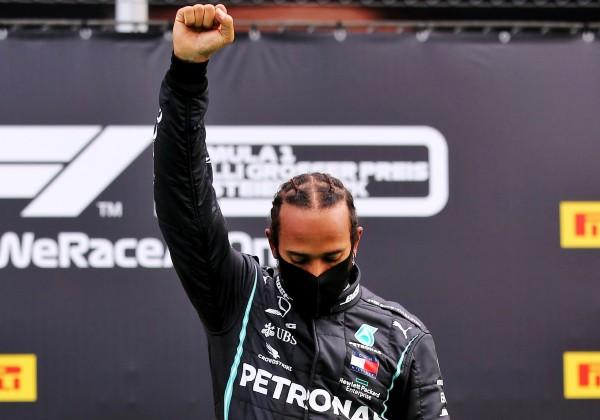 Foto: Twittr Lewis Hamilton
