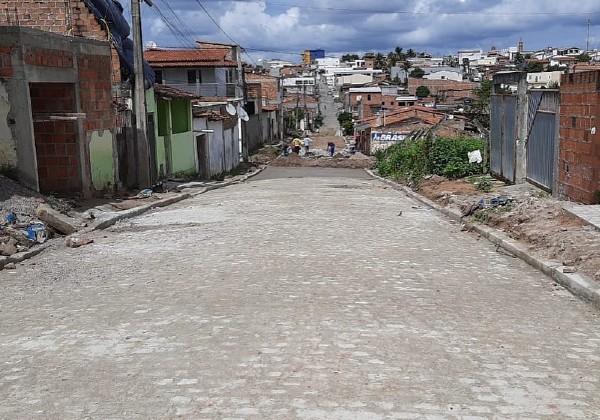 Foto: reprodução/Facebook prefeitura de Serrinha