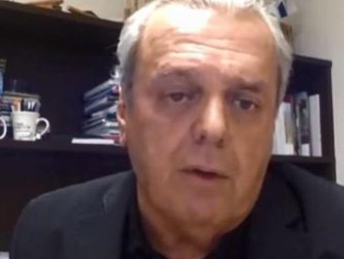 Wilson Andrade, representante das indústrias de sisal da Bahia (Imagem: Reprodução/Record TV)