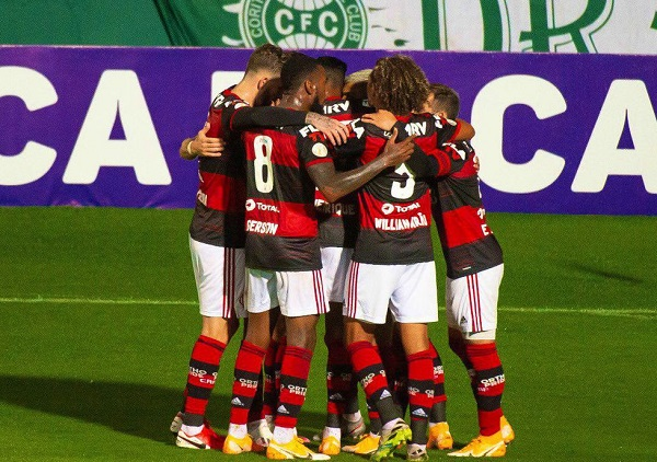 Foto: Twitter/ Flamengo