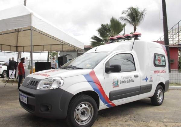 Foto: Lucas Lins/divulgação prefeitura de Lauro de Freitas