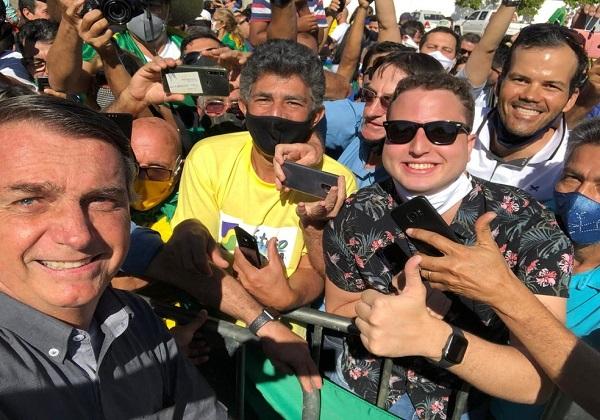 Foto: Carlos Augusto/TV Oeste