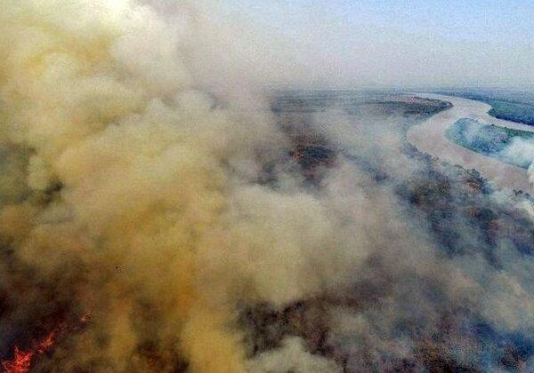 Foto: Corpo de Bombeiros o Mato Grosso
