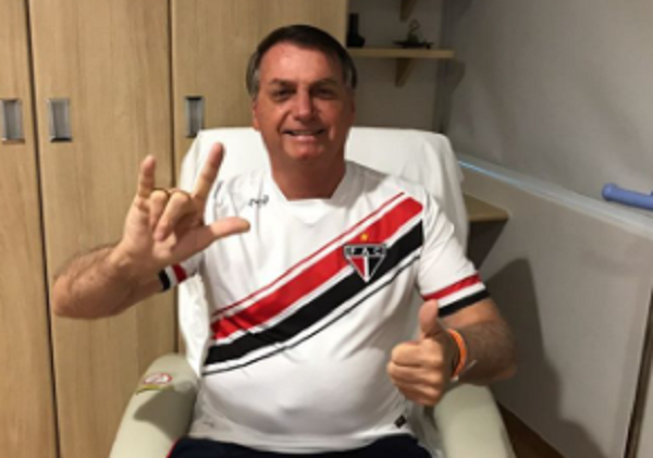 Foto: Reprodução/ Instagram Michelle Bolsonaro