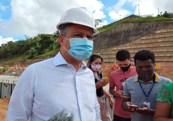 Governador Rui Costa (PT) | Foto: Eduardo Dias/bahia.ba