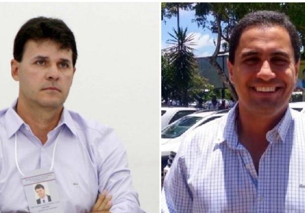 João Filho e Ricardo Mascarenhas (Foto: Matheus Morais e Divulgação)