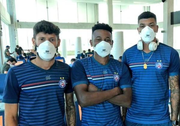 Foto: reprodução/twitter EC Bahia