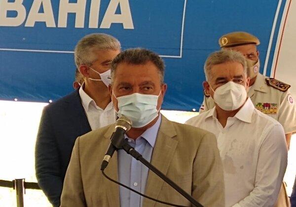 Rui Costa (PT), governador da Bahia (Foto: Matheus Morais/bahia.ba)
