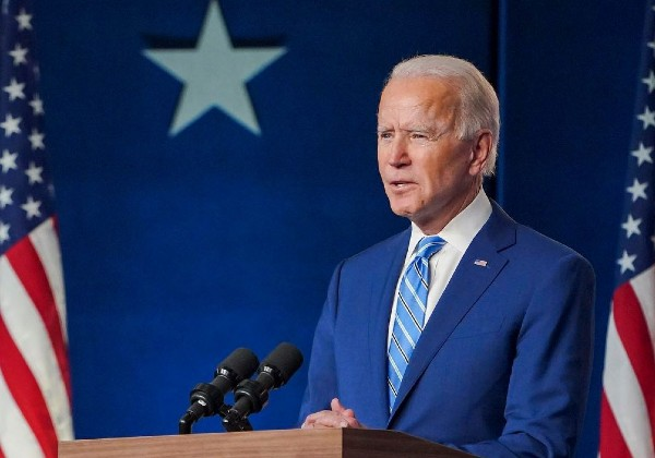 Foto: Reprodução/ Twitter Joe Biden