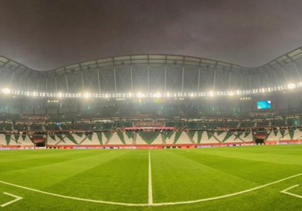 Foto: reprodução Twitter EC Palmeiras