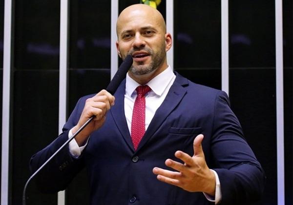 Deputado Daniel Silveira (Foto: Câmara dos Deputados)