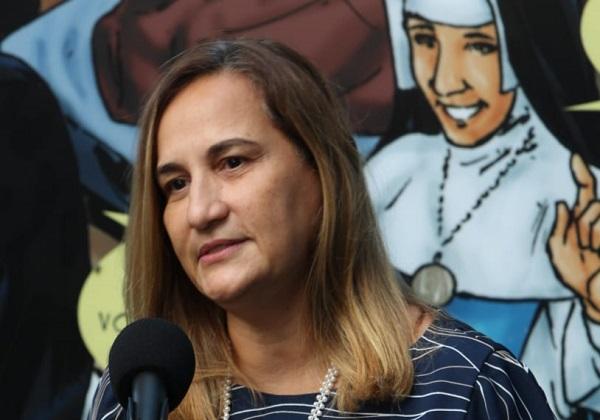 Tereza Paim, subsecretária de Saúde da Bahia (Foto: Divulgação/Sesab)